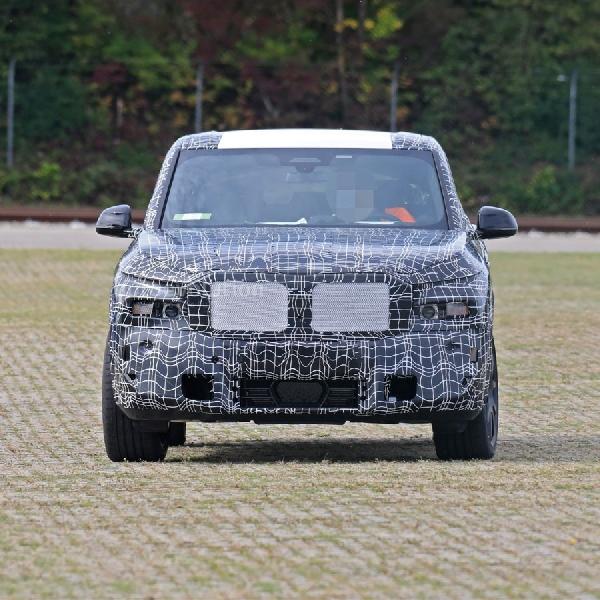 """Mobil Hibrid Percobaan BMW X8 2022 Menyerupai X7 yang """"Sexier Sibling"""""""
