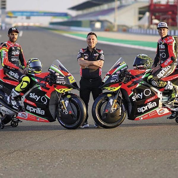 MotoGP: 2022, Harapan Tim Gresini MotoGP Akan Jadi Kenyataan