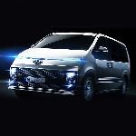 Hyundai Starex 2022: Minivan Masa Depan dalam Rendering Korea
