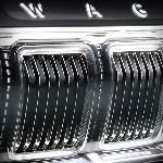 Jeep Perlihatkan Teaser Grand Wagoneer 2020