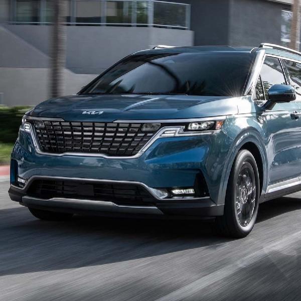 Kia Carnival 2022 Merupakan Minivan yang Stylish