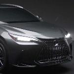 Bocoran Lexus NX 2022