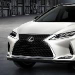 Lexus RX Black Line 2021 Debut di AS, Hanya Tersedia 2.500 unit