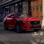 Mazda CX-5 2022 Terungkap Dengan AWD Standar dan Style Lebih Segar