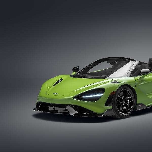 McLaren Luncurkan New Spider, Diklaim Sebagai Convertible Paling Bertenaga