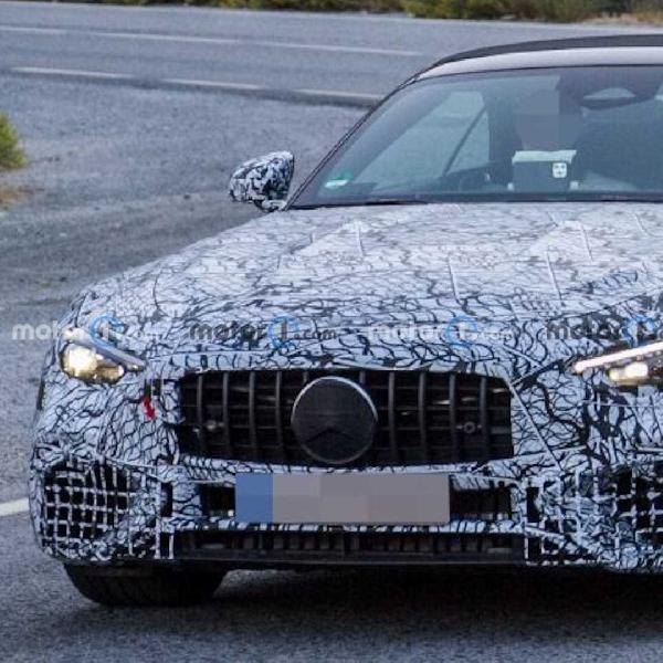 Jelang Debutnya, Interior Next-Gen Mercedes-AMG SL Jelas Terungkap
