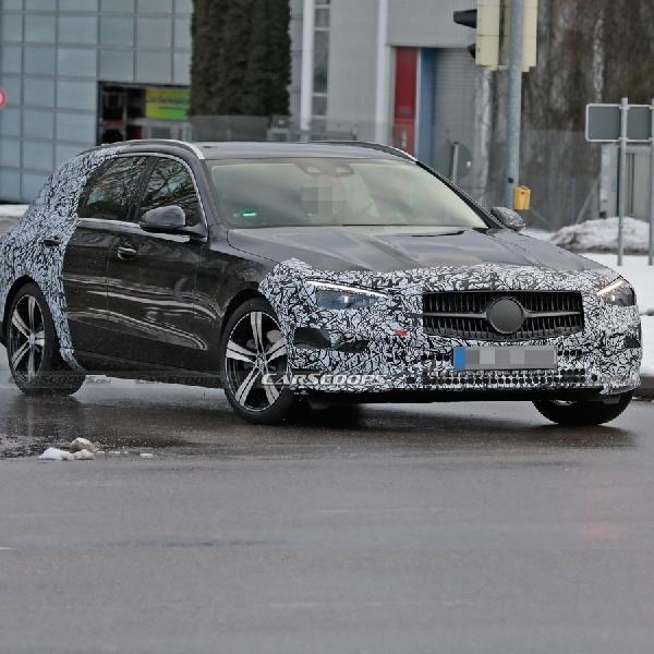 Mercedes-Benz Akan Pamerkan C-Class 2022 Baru Bulan Ini