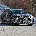 BMW Tertangkap Kamera Menguji 7-Series