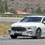 Spyshoot Mercedes A-Class Facelift, Tampilkan Detail Baru