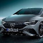 Mercedez Benz EQE: Mobil Elektrik dari Seri E-Class Mercedes Benz