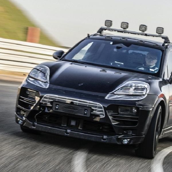 Cara Kerja Porsche Macan Listrik 2023, Dari Digital Hingga Real Prototype!