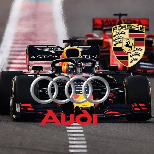 F1: Audi dan Porsche Gabung ke Formula 1 Pada Tahun 2026?