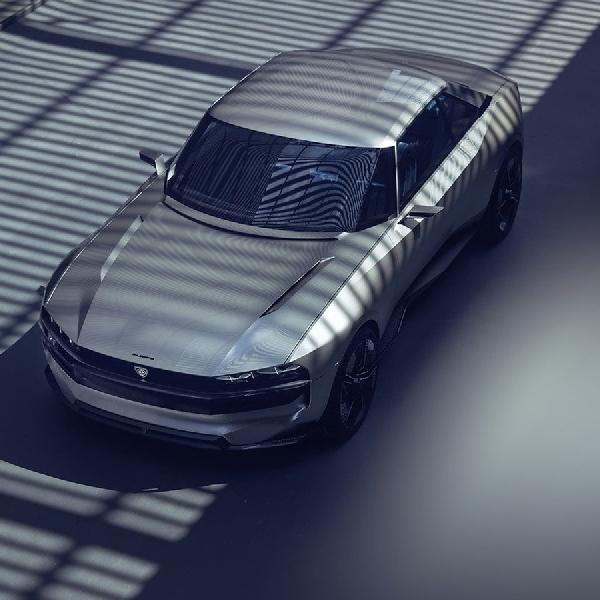 Peugeot Menamai Mobil Ini Sebagai The Electric Muscle Car