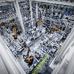 Daimler: Produksi Baterai, Kunci Kesuksesan Era Mobil Listrik
