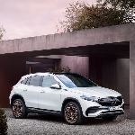 Mercedes-Benz EQA Meluncur, Harga Rp 600 jutaan