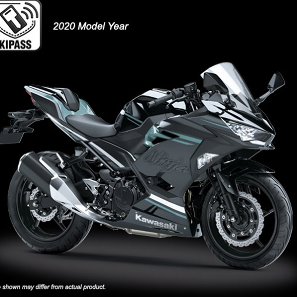 Kawasaki Luncurkan Ninja 250 Model 2020