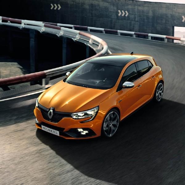 Renault Ungkap Potensi Megane RS