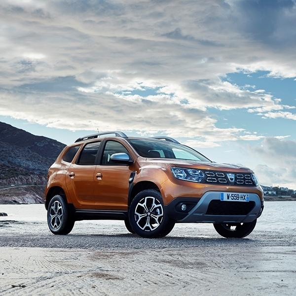 Renault Hadirkan Duster Generasi Baru