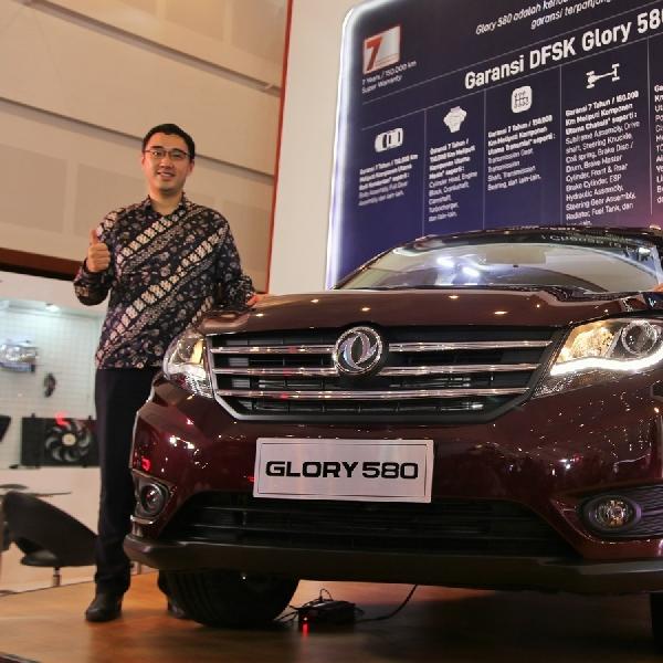 Ada Glory 580 di GIIAS Surabaya