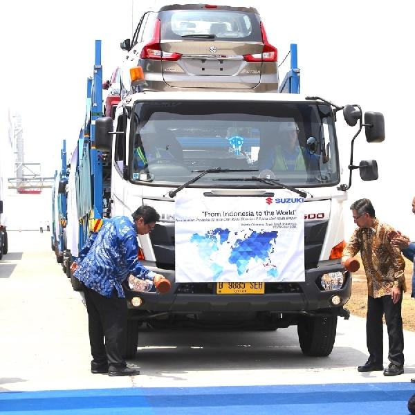 Ini Sepak Terjang Ekspor Suzuki  Indonesia