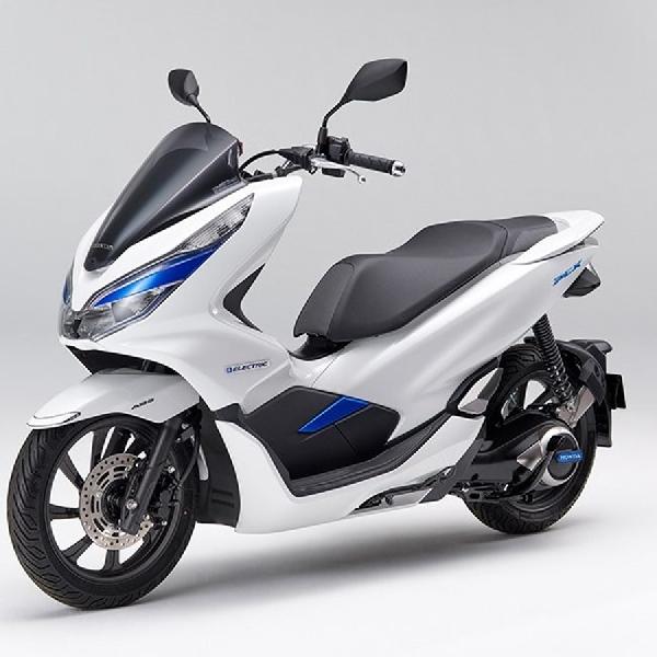 Honda Uji Coba PCX Electric ke Pelanggan di Jepang
