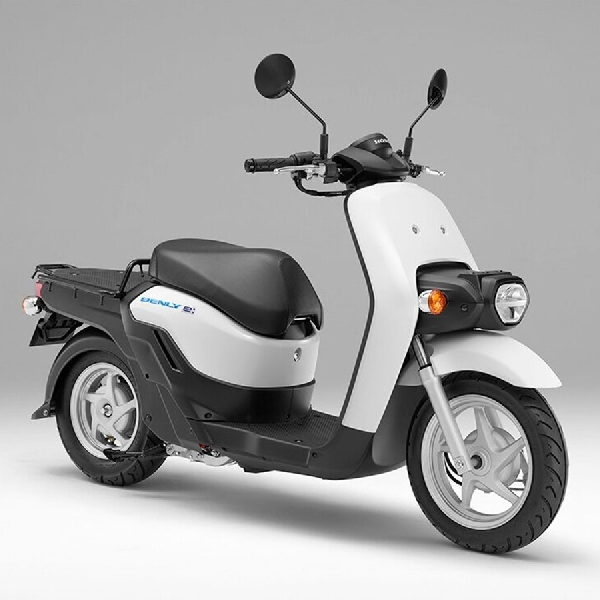 Honda Rilis Skuter Listrik Mini Khusus Perkotaan