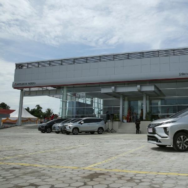 Mitsubishi Resmikan Diler Pertama di Magelang