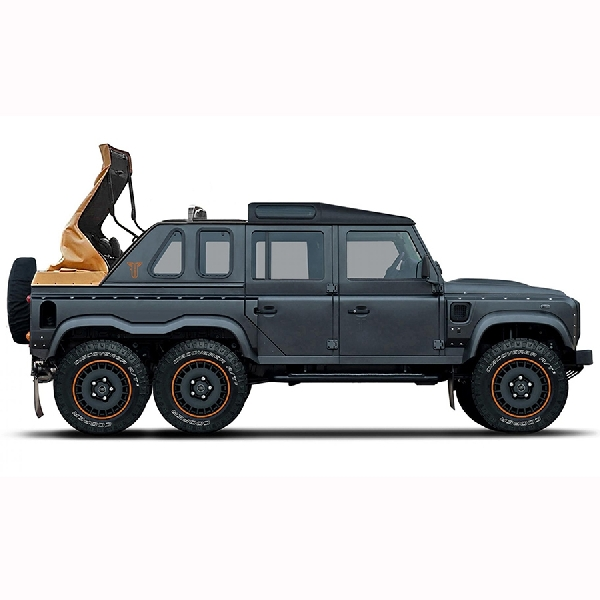 Kahn Bikin Flying Huntsman 110 6x6