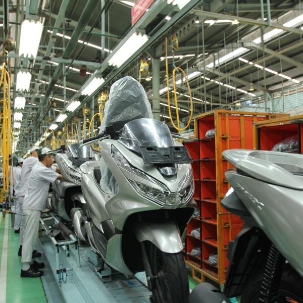 Honda PCX Diekspor ke Brazil