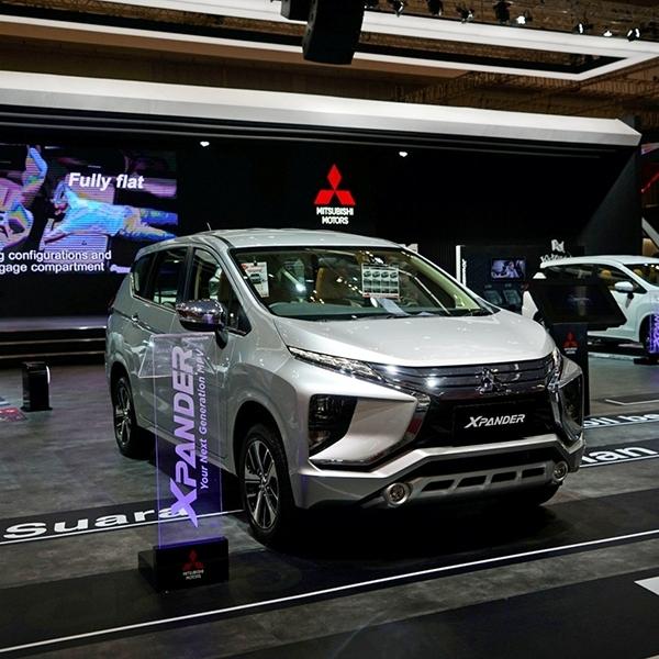 Mitsubishi Taruh Keyakinan Penuh Pada XPANDER