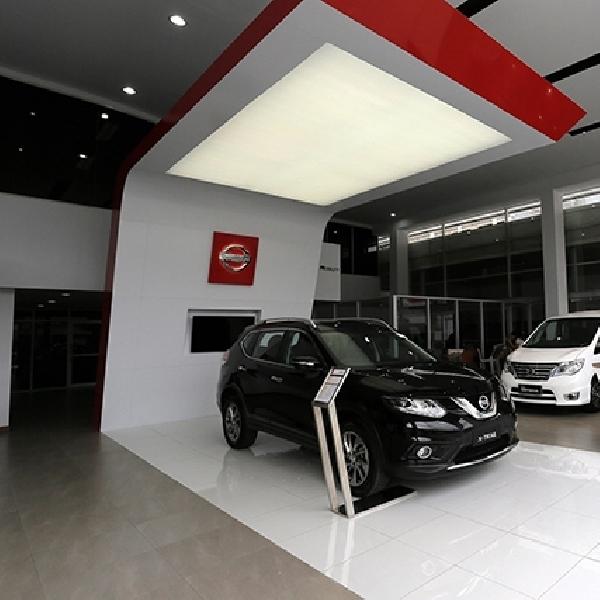 Dealer Nissan Datsun Roxy, Wajah Baru Nissan Retail Concept
