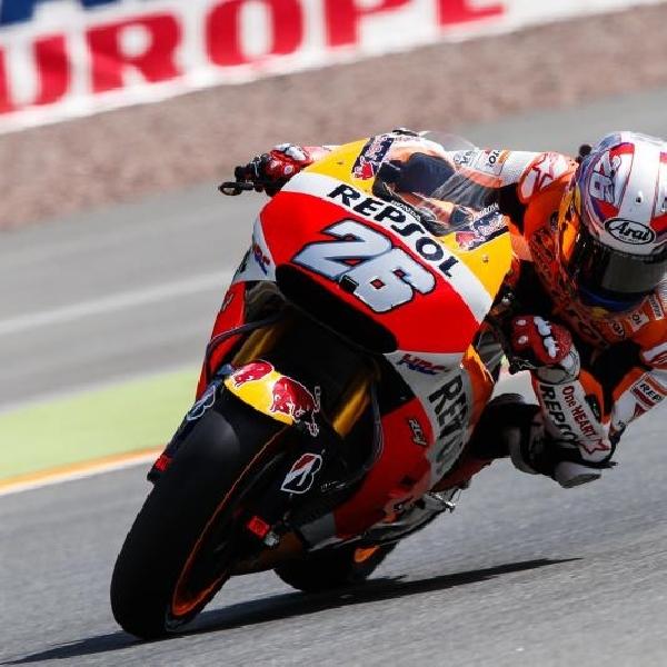 MotoGP: Pedrosa Torehkan Rekor Baru di Valencia