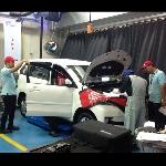 Teknisi Daihatsu Adu Skill  di National Technical Skill Contest