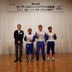 Mekanik Honda Pegang Juara Instruktur Safety Riding di Jepang
