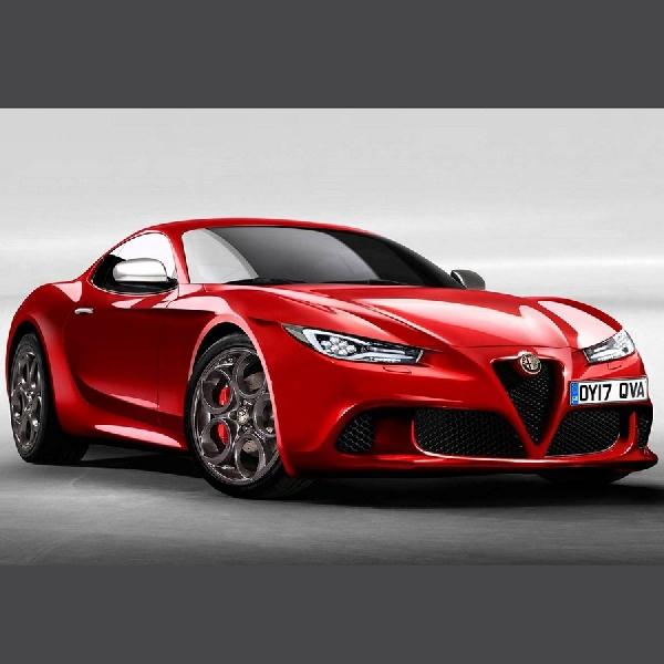 Keren, Alfa Romeo Bakal Bikin 6C