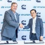 Hyundai dan Cummins Jajal Kerjasama Produksi Powertrain Listrik