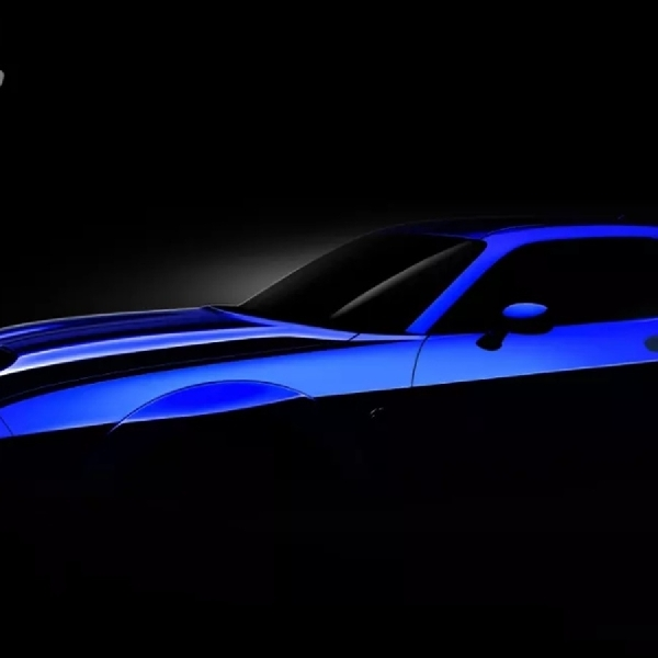 Otot Baru Dodge Challenger Hellcat 2019 yang Lebih Menggoda