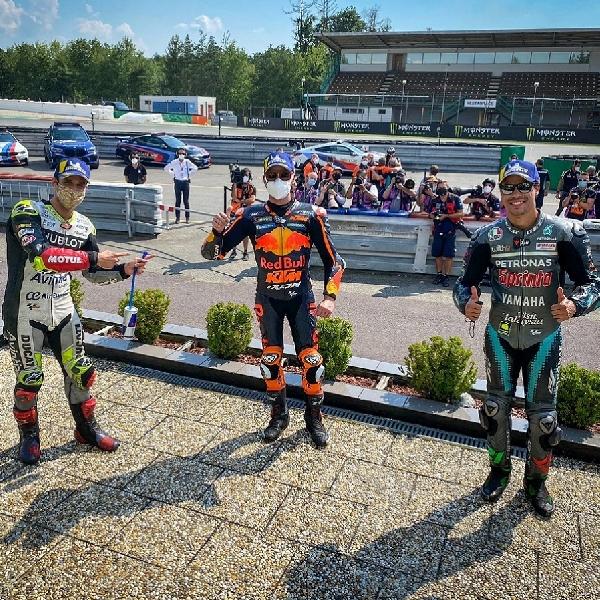 MotoGP: Fakta-fakta Mengejutkan Brad Binder Sang Pencetak Sejarah Baru di MotoGP Ceko 2020