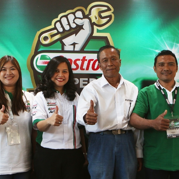 Castrol Adakan Super Mechanic Contest 2018