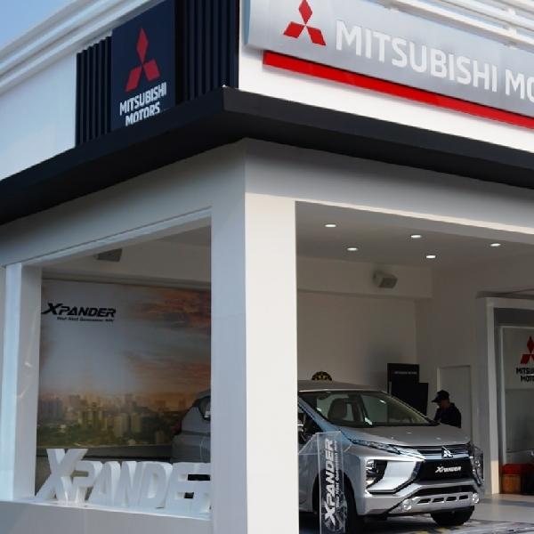 Mitsubishi Ikut Serta Ramaikan Acara Java Jazz 2018