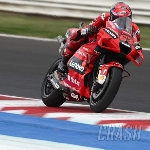 Keganasan Mesin V4 Ducati Dominasi Starting Grid Misano