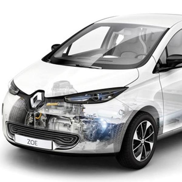 Renault Akan Bangun Penyimpanan Energi