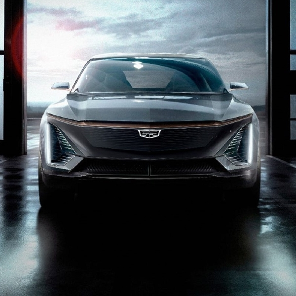 Lyriq, Mobil Listrik Pertama Cadillac Bisa Tempuh 482 km Sekali Charge