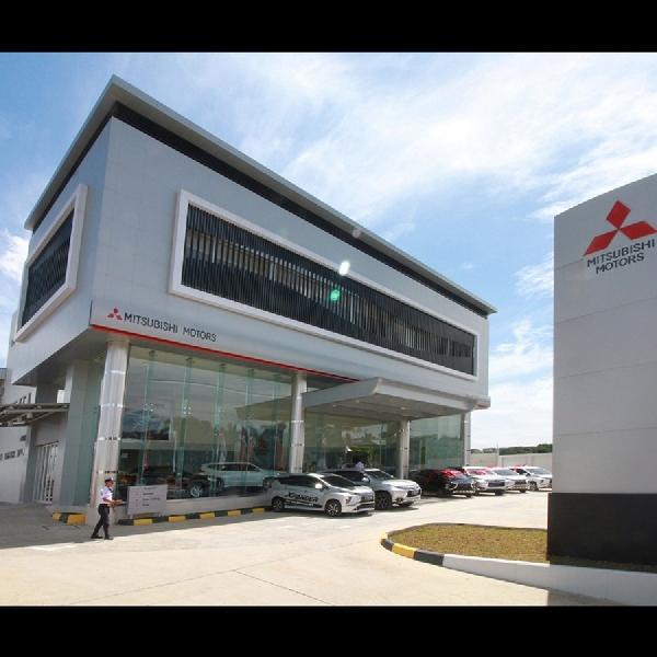 Mitsubishi Motors Buka Diler Barunya di Cikupa-Tangerang