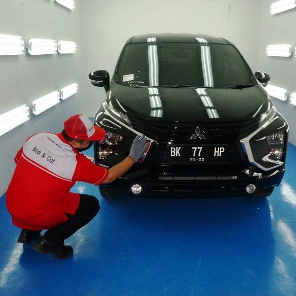 Mitsubishi Resmikan Fasilitas Perbaikan Pertama di Sumatera Utara