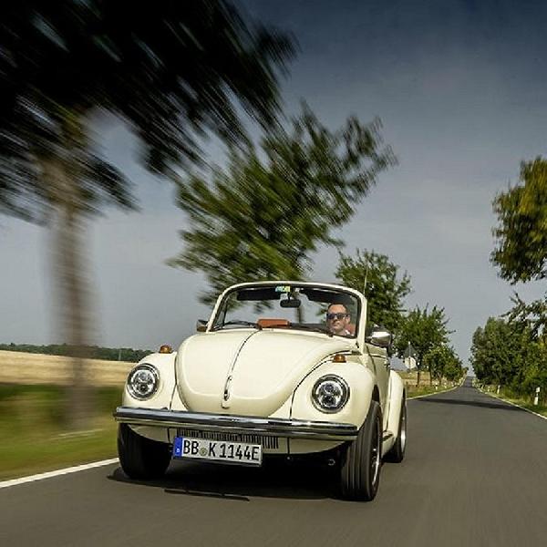 E-Beetle Baru dari Volkswagen Diprediksi Sebagai Mobil Elektrik