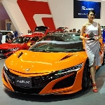GIIAS 2019 : Honda NSX Raih Gelar the Most Favorite Special Exhibit Passenger Car