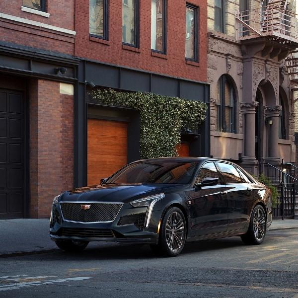 Perkembangan Lineup V Series Cadillac Akan Dimulai dengan CT6 V Terbaru