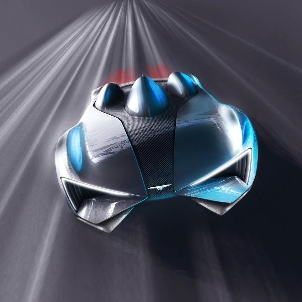 Amunisi Techrules di Dunia Supercar Bernama Ren RS