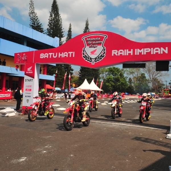 Seri Pamungkas HDC Digelar di Bandung